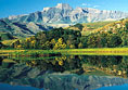 Scenic Splendour - Drakensberg Mountains