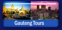 Gauteng Tours and Excursions